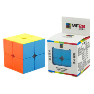 Cubo Rubik 2x2 MF2S stickerless