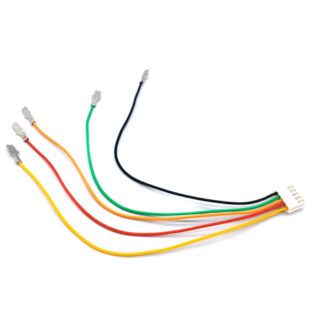 Cable 5-pin a Jamma arcade 4.8mm o 6.3mm
